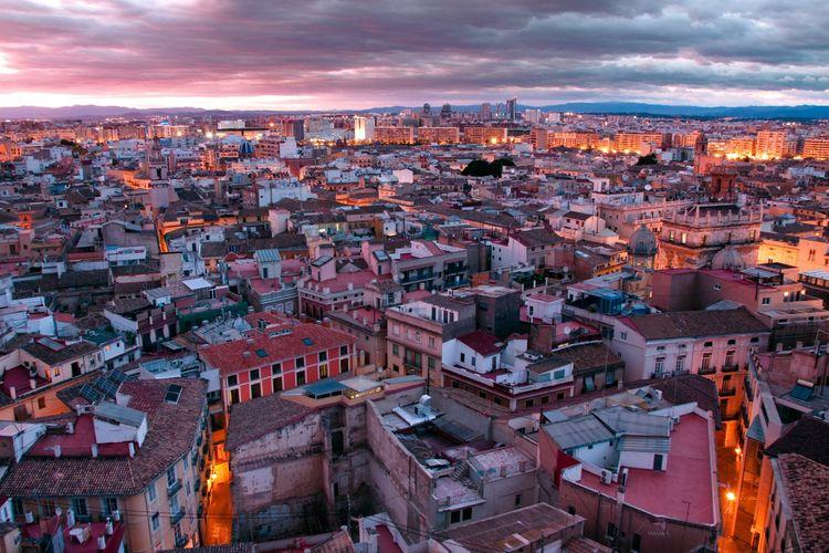 City of Valencia, Spain, Europe