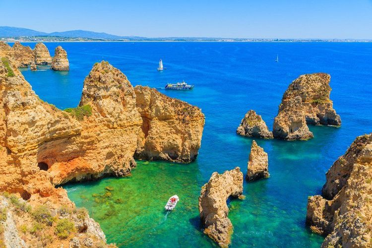 The Algarve Portugal