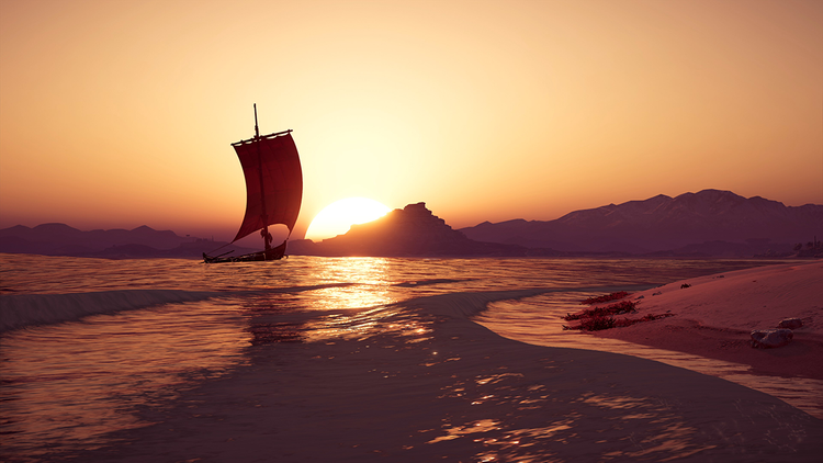 Assassin's Creed Odyssey Isle of Kos