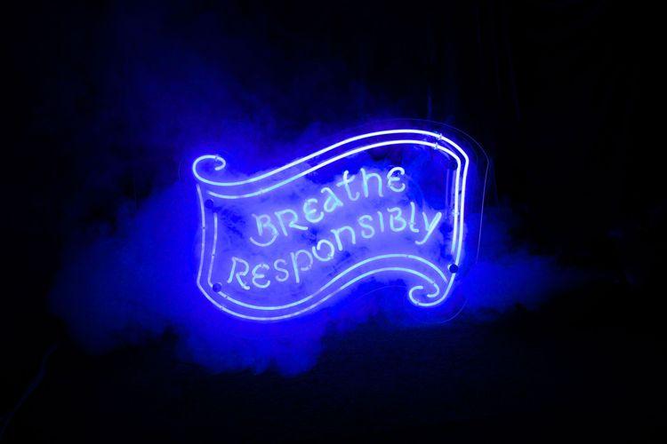 Breathe Responsibly