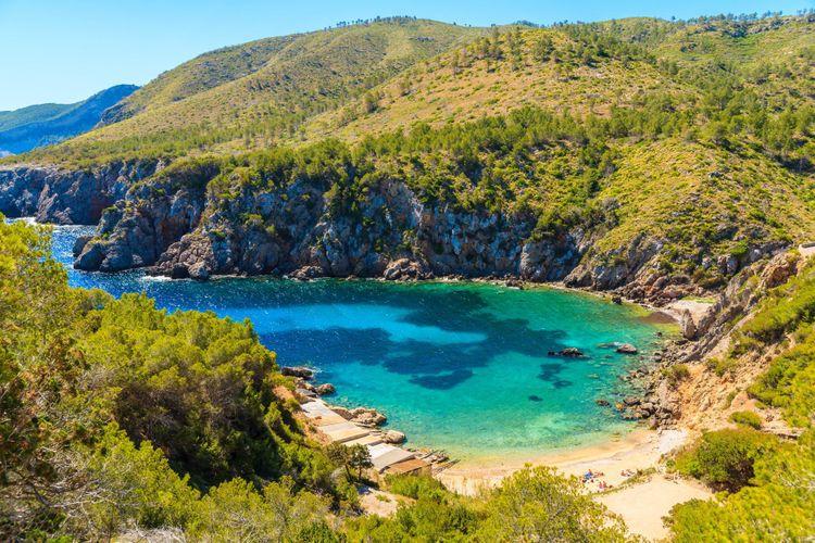 Cala-D'en-Serra-Ibiza-best-beaches-in-Spain