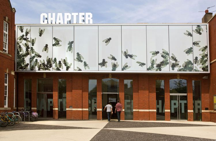 Chapter Arts Centre, Cardiff, South Glamorgan, Wales