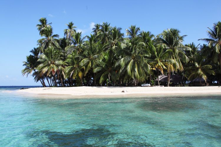 Panama, San Blas Islands, Central America