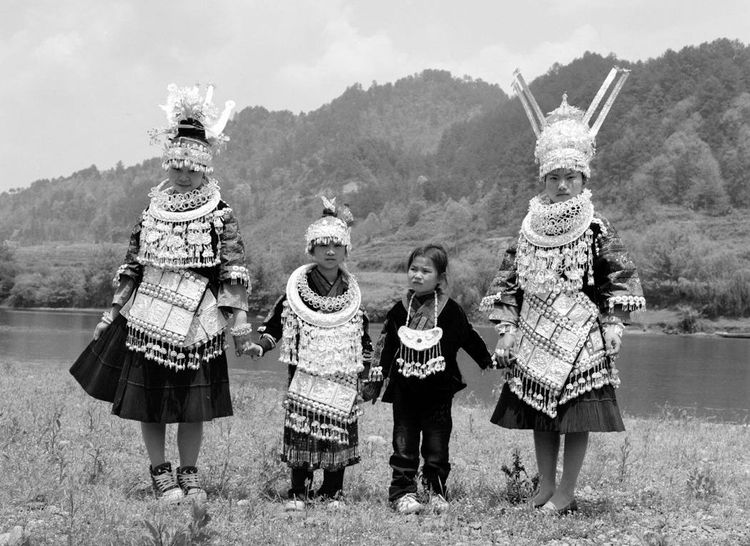 Miao Women, China – Jo Farrell