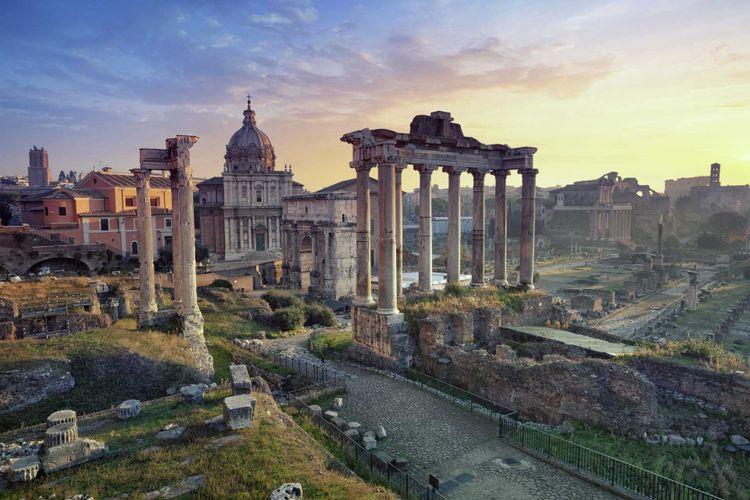 forum-romanum-rome-shutterstock_351471179