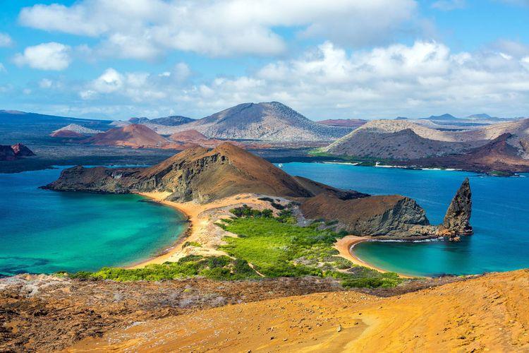 Galapagos Bartolome Island