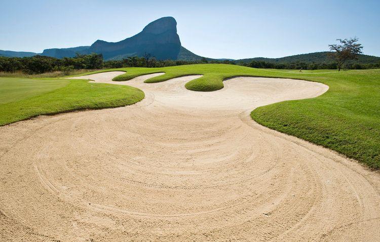 Golf Header