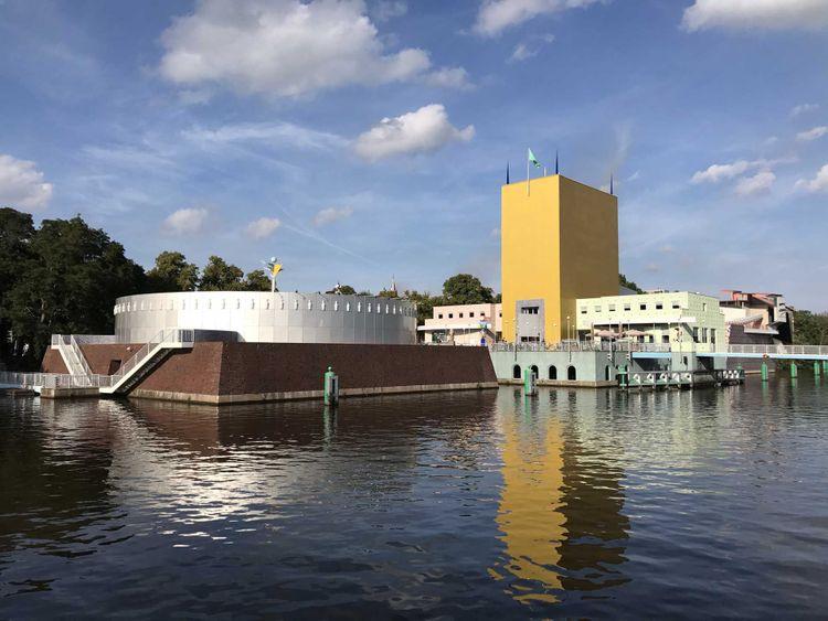 Groninger-museum-netherlands-shutterstock_705081577