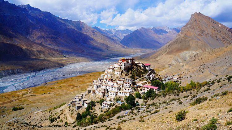 Key-Monastery-India-shutterstock_1604585710