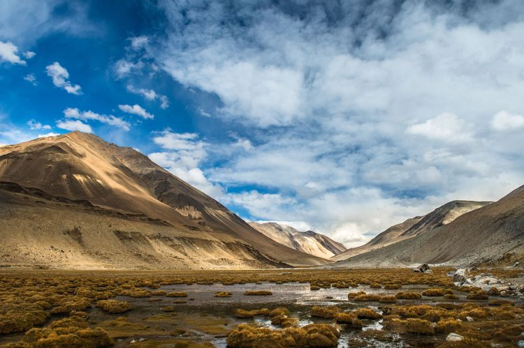 Ladakh, north India