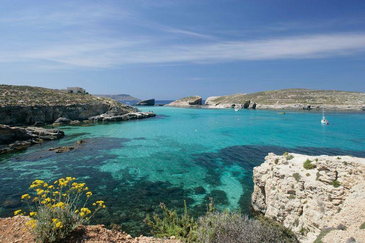 Malta, Comino, Blue Lagoon
