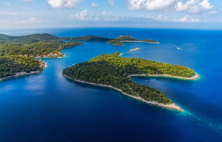 Mljet-National-Park-islandhopping-in-Croatia