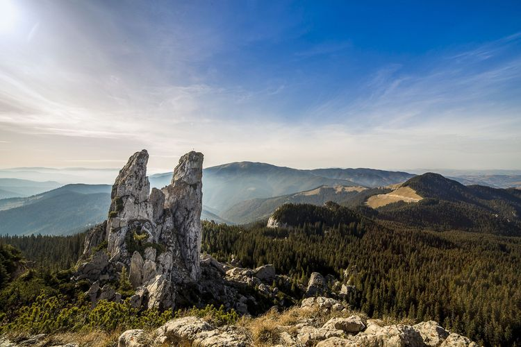 Pietrele Doamnei mountains