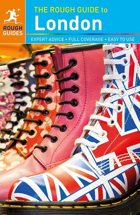 rough guide london cover