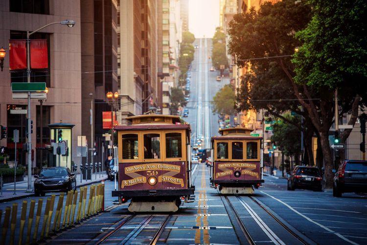 San-Francisco-streetcars