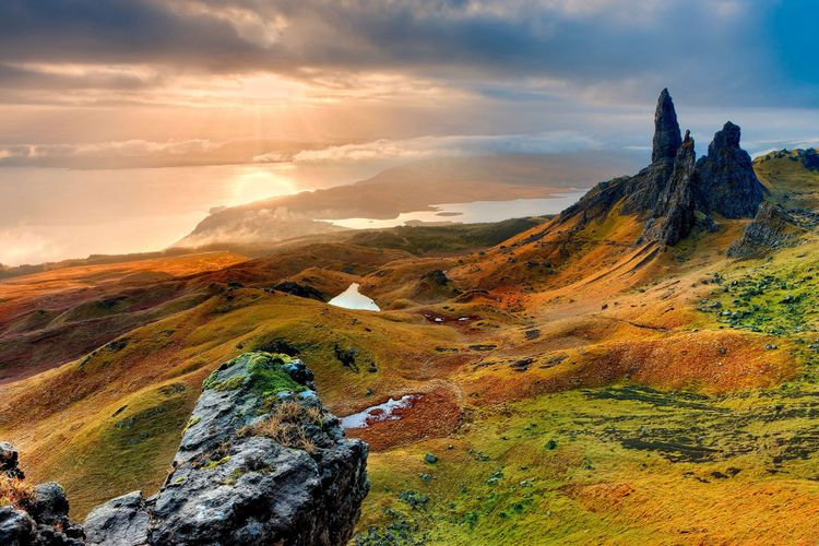 Old Man of Storr, Scotland