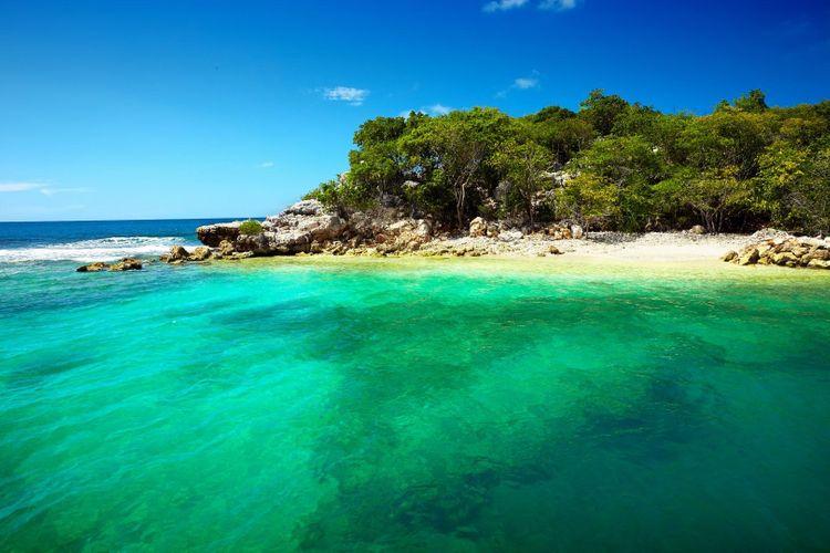 Beach Haiti