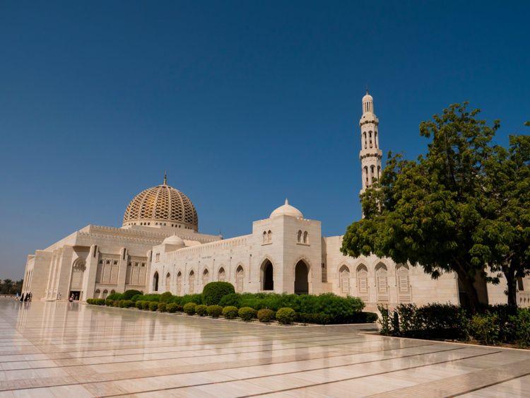 sultan-quaboos-mosque-muscat-oman-shutterstock_1198615288