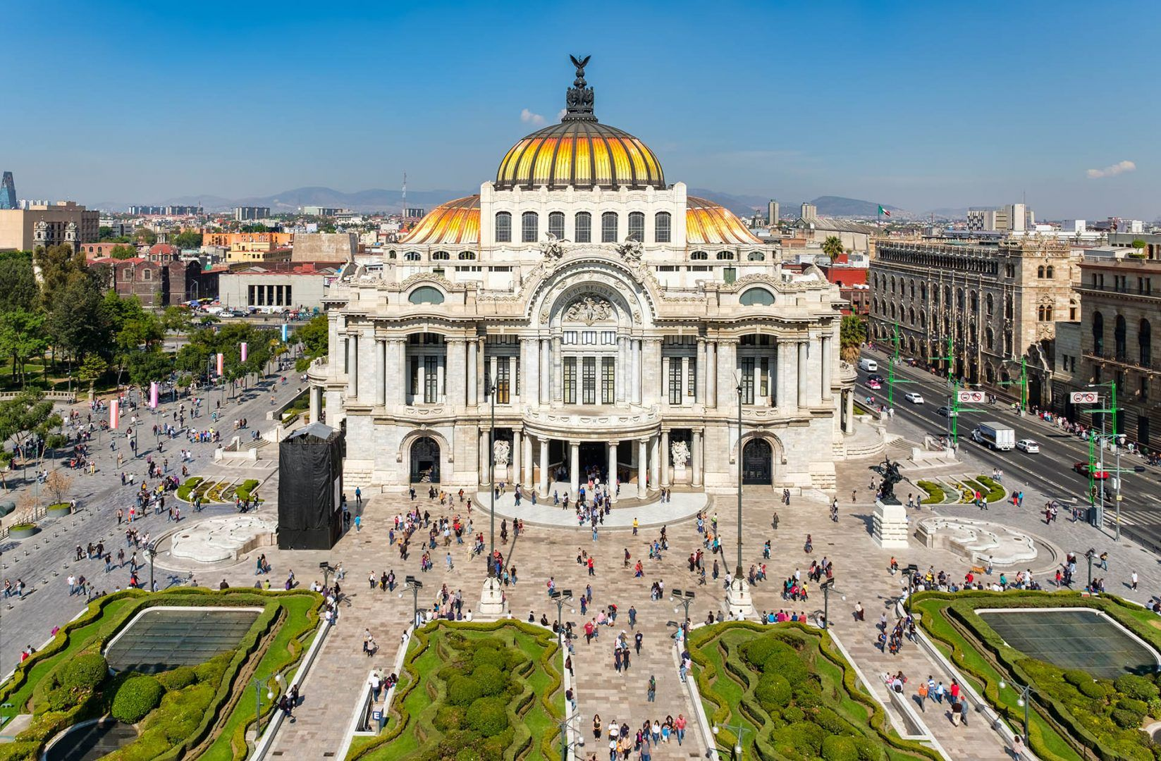 Mexico City Travel Guide What To Do In Mexico City Rough Guides